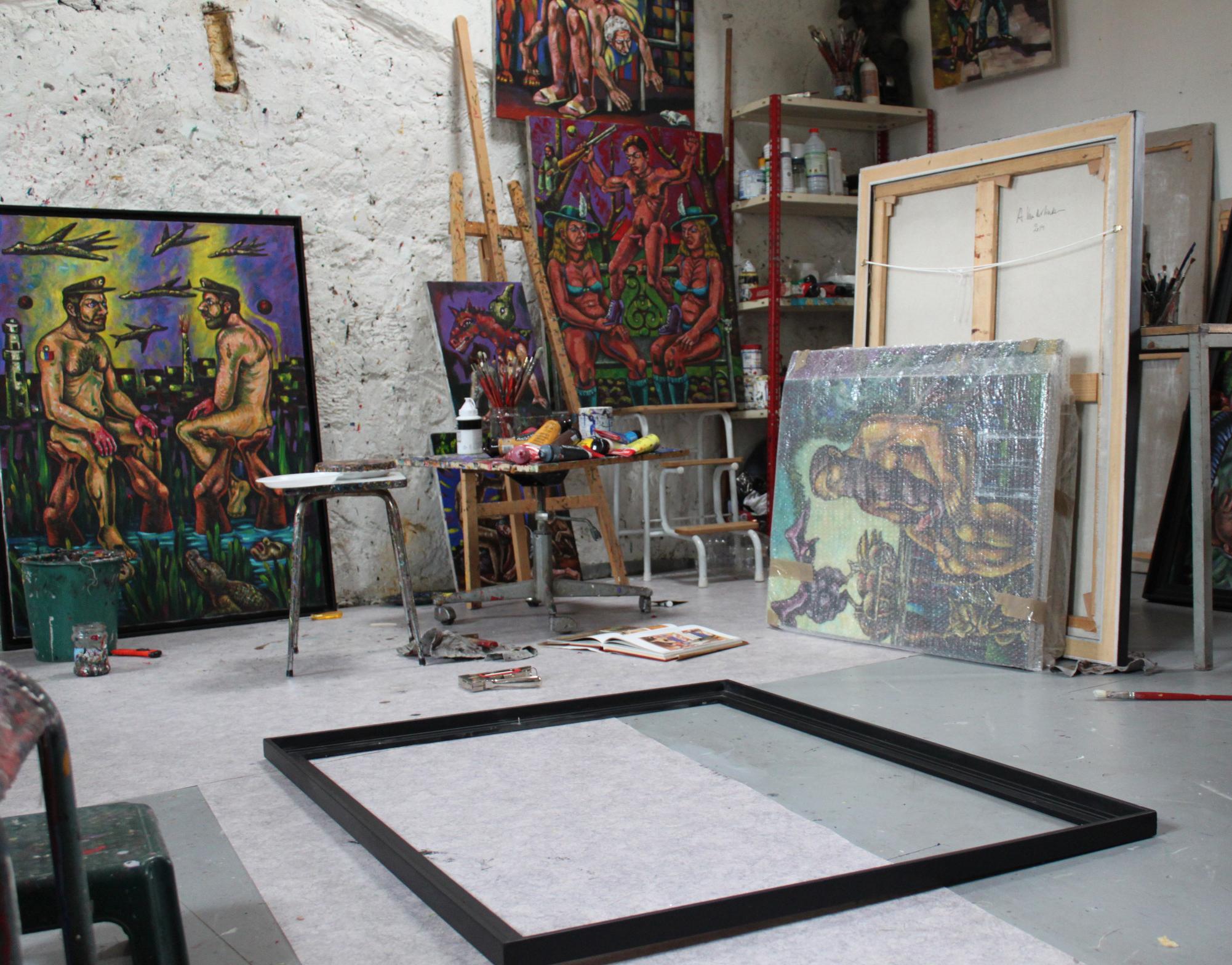 artiste judith devaux